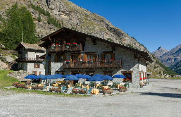 Mountain & Trekking Hotel Gran Paradiso in estate